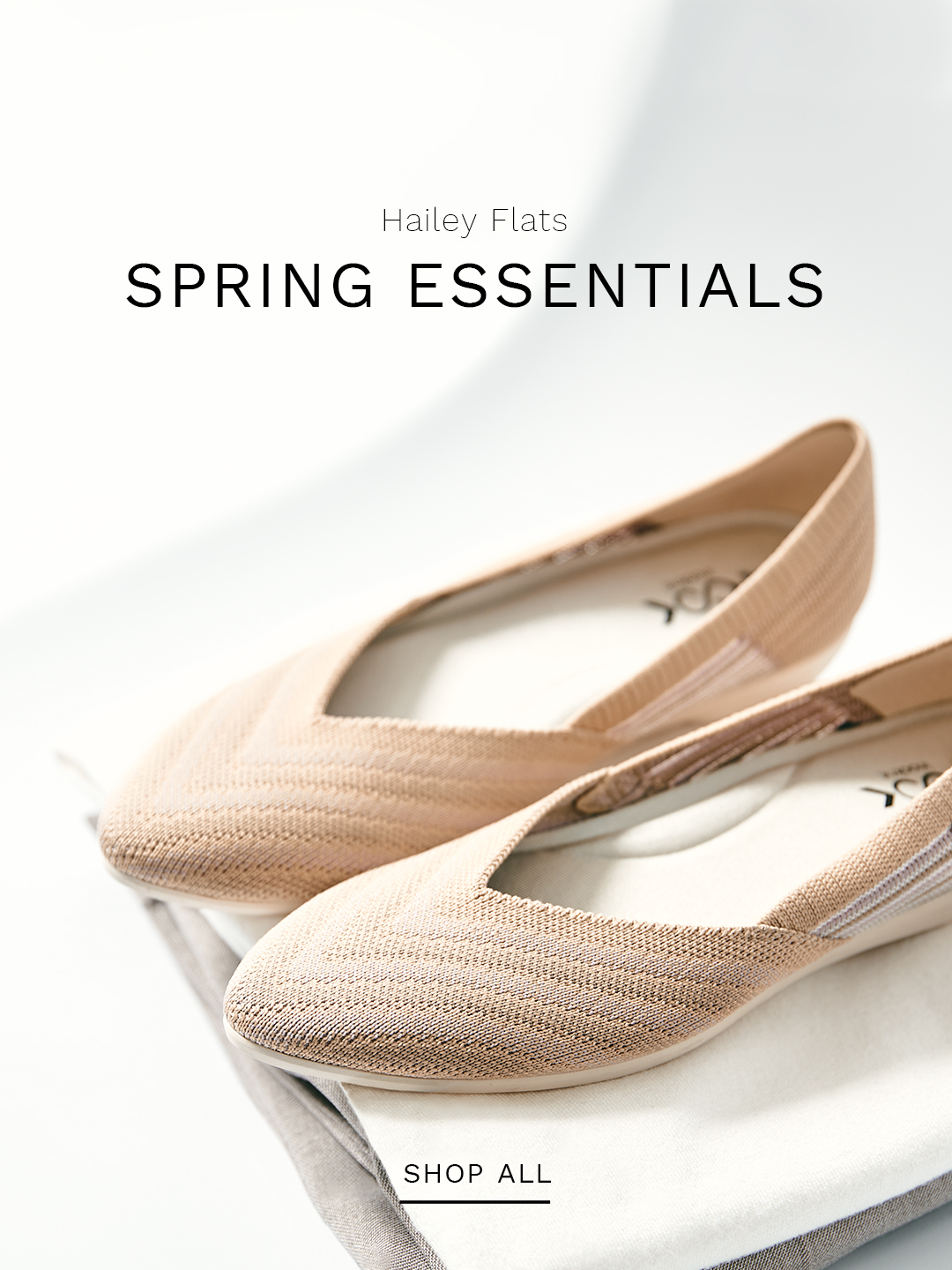 Spring Essential-Hailey