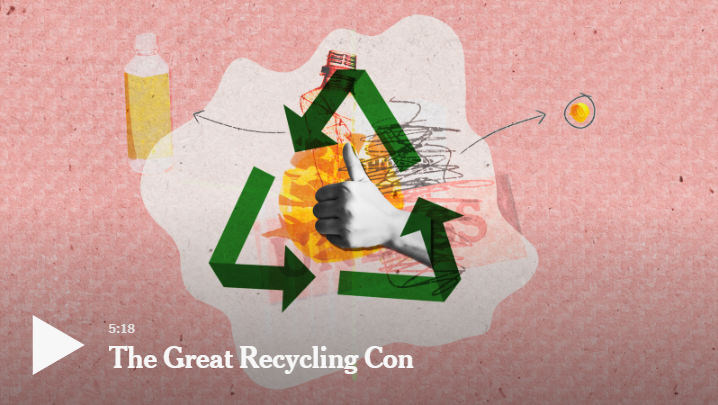 The Great Recycling Con