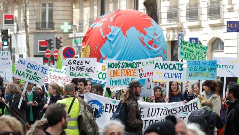 2019: A Landmark Year for Climate Justice