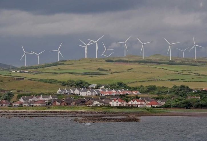 Scotland to reach 100% renewables in time to host 2020 climate summit