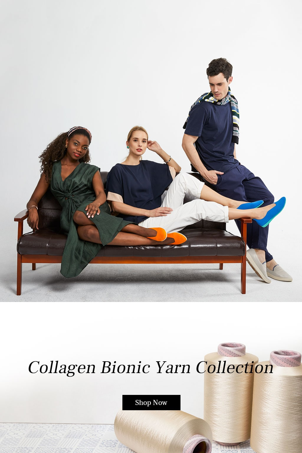 En-Bionic Yarn Collection A